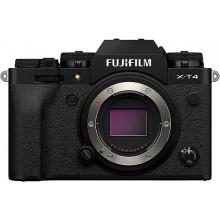 Fuji X-T4 Black Cuerpo