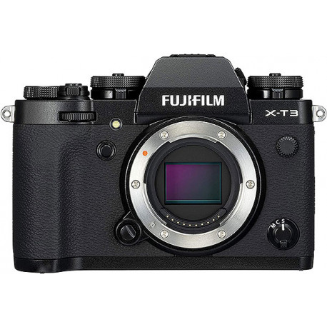 Fuji X-T3 Cuerpo