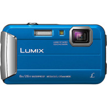 Panasonic Lumix DMC- FT30 Azul
