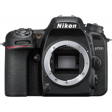 Nikon D 7500 Cuerpo