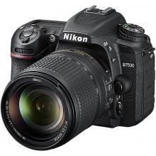 Nikon D7500 + AF-S 18-140 VR