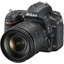 Nikon D 750 con obj Nikon 24-120f4G