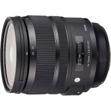 Sigma 24‑70mm F2.8 DG OS HSM ART Canon