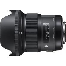 Sigma 24mm. f1,4 DG ART para Canon