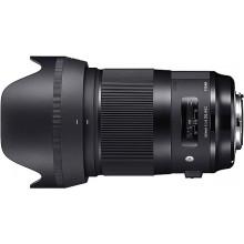 Sigma ART 40f1,4 DG HSM Canon