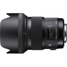 Sigma ART 50f1,4 DG HSM Canon