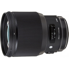 Sigma ART 85.f1,4 DG HSM Canon