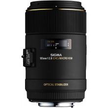 SIGMA 105f2,8EX DG Macro Canon