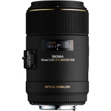 SIGMA 105f2,8EX DG OS Macro NIkon