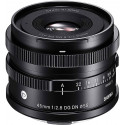 SIGMA 45mm F2.8 DG DN Sony E