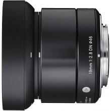 Sigma ART 19mm f2,8 DN Black