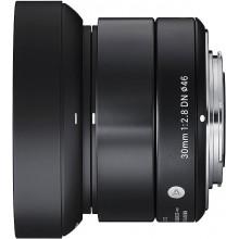 Sigma 30mm f2,8 DN ART Black