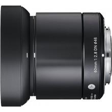 Sigma 60mm f2,8 DN ART Black