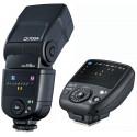 Flash Nissin Di 700 Canon + Transmisor AIR 1