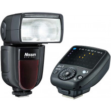 Flash Nissin Di 700 NIkon + Transmisor AIR 1