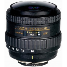 AT-X 10-17f4 DX Fisheye Nikon