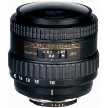 AT-X 10-17f4 DX Fisheye Canon