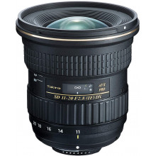 Tokina AT-X 11-20 mm. f2,8 PRO DX Canon