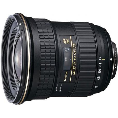 AT-X 17-35f4 PRO FX Canon