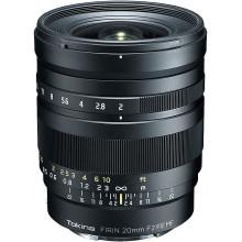 Tokina MF 20mm f2 FIRIN Sony FE