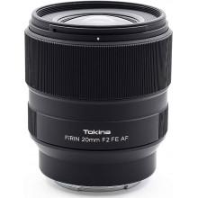 Tokina AF 20mm f2 FIRIN Sony FE