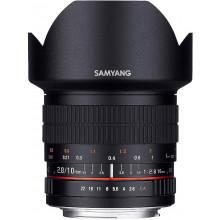 Samyang 10mmf2,8 ED AS Canon