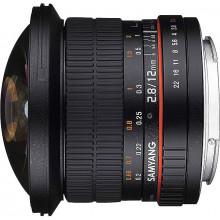 Samyang 12mm f/2.8 ED AS NCS Fish-eye Canon