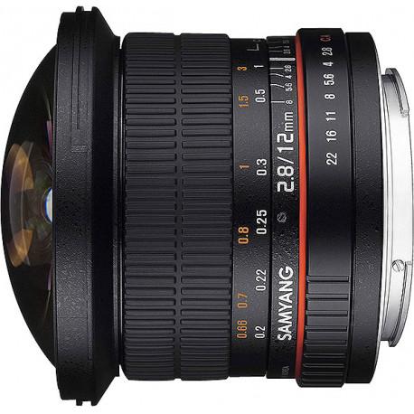 Samyang 12mm f/2.8 ED AS NCS Fish-eye Nikon
