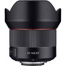 Samyang AF 14mm f2,8 EF Nikon
