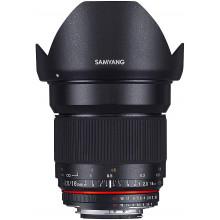 Samyang 16mm f2.0 ED AS UMC / Canon