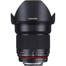 Samyang 16mm f2.0 ED AS UMC NIkon