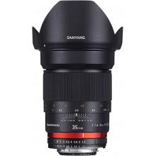 Samyang 35mm f1,4 AS UMC Nikon