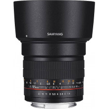 Samyang 85mm f1,4 AS IF UMC Canon