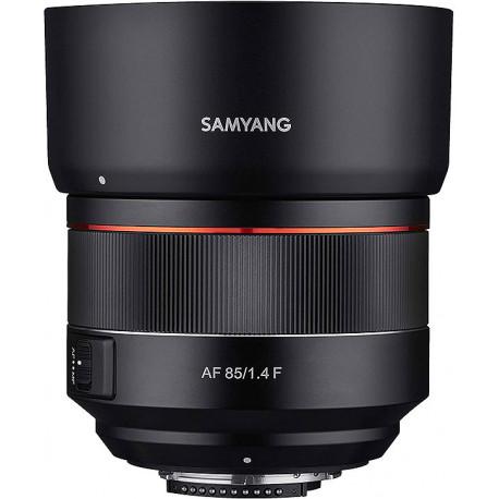 Samyang AF 85mm f/1.4 Nikon