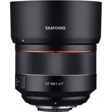 Samyang AF 85mm f/1.4 Canon