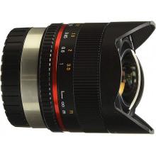 Samyang 8mm f2,8 UMC Ojo de pez Fuji X