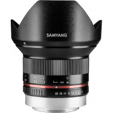 Samyang 12mm f2 NCS CS Fuji X
