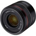 Samyang AF 45mm f1,8 Sony FE