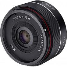 Samyang AF 35mm f2,8 Sony FE